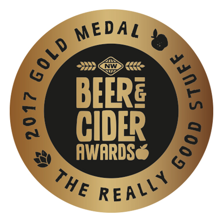 New World Beer and Cider Awards Gold