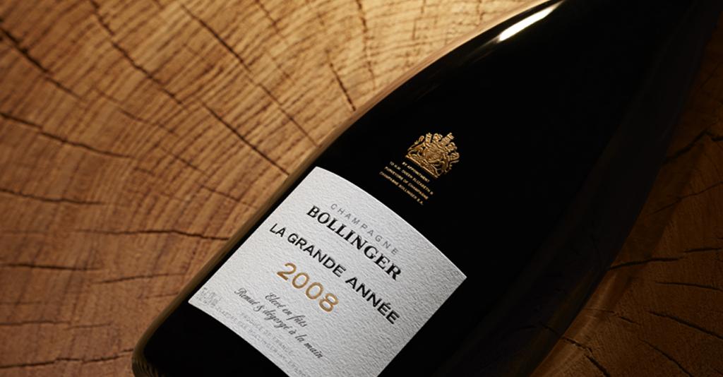 Bollinger La Grande Année 2008